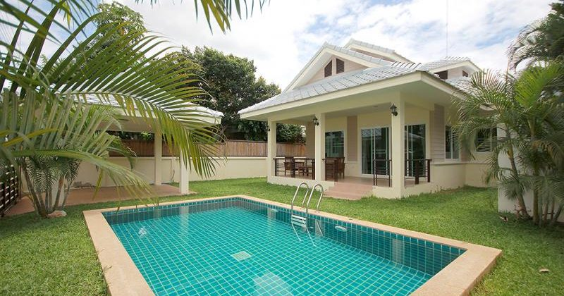 Beautiful Pool Villa for Rent Hua Hin Soi 6 (30699)