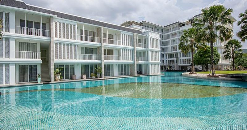 Condominium on Beach for Sale (20734)