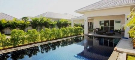 Beautiful Villa For Rent Hua Hin Soi 88 (30682)