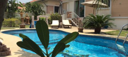 Beautiful Pool Villa for Rent (30670)