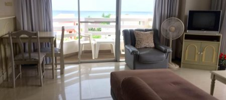 Sea View Condominium for Rent (40662)