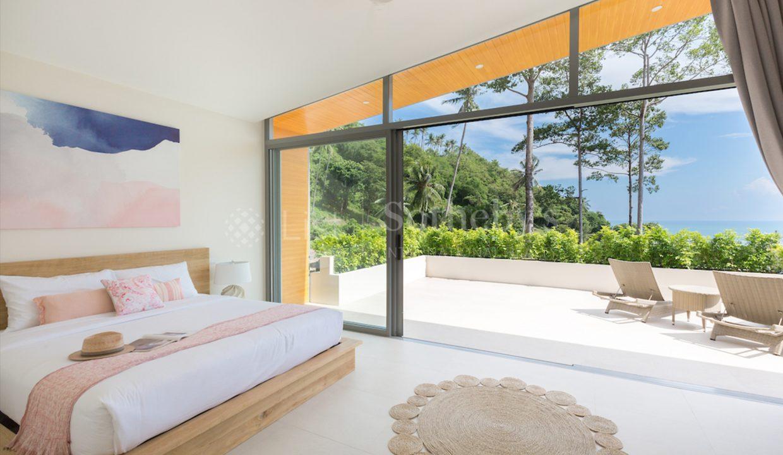 List-Sothebys-International-Realty-Villa-for-sale-Oasis-Bijou-Samui-bedroom